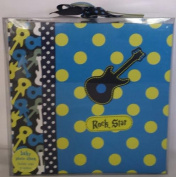 Baby Essentials Baby Photo Album Rock Star
