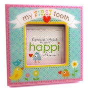 "Two's Company ""My First Tooth"" Photo Frame"