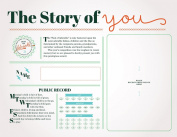 The Story of You. An Undated 13-month Keepsake Calendar for Baby