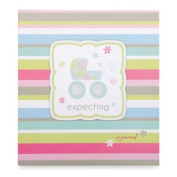 C.r. Gibson Expecting Stripes Pregnancy Journal