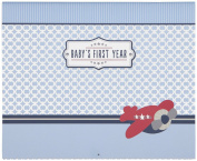 C.R. Gibson First Year Calendar, All Boy Multi-Coloured