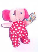 Garanimals Rattle ~ Pink Elephant