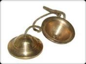 Rhythm Brass Cymbals Thai Musical Instruments