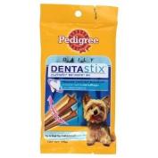 Pedigree Reduce Tartar Build-Up Formula For Toy To Small Dog Dentastix 75g