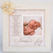 Nana's Joy Picture Frame with Poetry