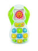 MOLITONG Baby Toddler Educational Music Handset Mobile Phone Toy