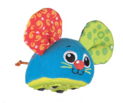 Playgro Pull Back Motion Car for Baby, Scoot along Mouse