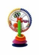 Sassy Developmental Wonder Wheel Suction Toy