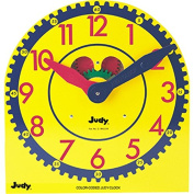 CARSON DELLOSA colour-CODED JUDY CLOCK