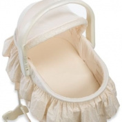 Organic Cotton Bassinet Sheet by Tl Care
