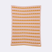 Scan Trends 9040 Little Half Moon Blanket, 80 x 100 cm