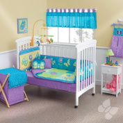 Cunero Fantasia Crib Bedding Set