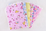 Mixmax Baby & Toddler Waterproof Washable Cotton Nappy Changing Mat Pad for Baby Cribs,stroller