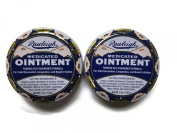 2-pack Medicated Rawleigh Natural Ointment Chest Rub, 150ml Tins