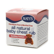 Maty's All Natural Baby Chest Rub 45ml