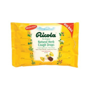 Ricola Cough Drops - Original Herb - Case of 12 - 50 Pack - Ricola
