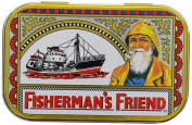 Fisherman's Friend Original Extra Strong Tin Lozenges 35 Ct