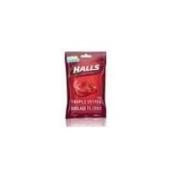Halls Menthol Lyptus Cough Drop -- 960 per case.