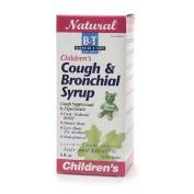 Boericke & Tafel Children's Cough & Bronchial Syrup, Cherry 240ml