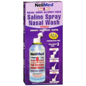 NeilMed Nasal Mist All in One Saline Spray 180ml