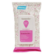 Summer's Eve Cleansing Cloths for Sensitive Skin, Island Splash 32 Ct