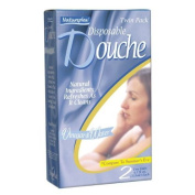 Natureplex Vinegar & Water Douche Twin packs of 130ml each