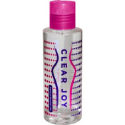 Lubricant - Personal Water Based Lube for Men, Women and Couples - Clear Joy Lubes 120ml safe natural slippery lubricant Made in USA. No Risk Guarantee