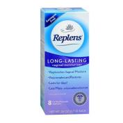 Replens Long-lasting Vaginal Moisturiser, Pre-filled Applicators 8 Ea