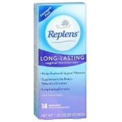 Replens Long-lasting Vaginal Moisturiser 14 Ea