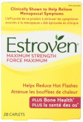 Estroven Maximum Strength Multi-Symptom Menopause Relief Caplet
