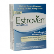 Estroven Nighttime, Caplets 30 ea