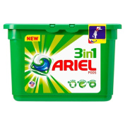 Ariel 3in1 Pods Regular - 19 Washes
