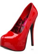 Bordello Teeze 06 Red 9