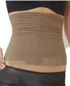 AmaranTeen - Slim Fat Slimming Diet Waist Massage Shaper Black