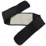 AmaranTeen - pcs Black Infrared Magnetic Back Brace Posture Belt Lumbar Support