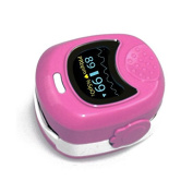 Infrant Child Use Below 10 Years Old Heart Rate Monitor with Alarm Pulse Fuction Rechargeable