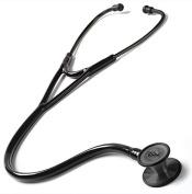 Prestige Medical Clinical Cardiology Stethescope, Stealth All Black