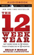 The 12 Week Year [Audio]