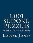 1,001 Sudoku Puzzles