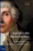 Signatur Des Menschlichen [GER]