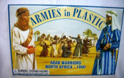 Arab Warriors - North Africa - 1900 by Armies in Plastic, Offered by Classic Toy Soldiers, Inc