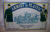 American Civil War Union Marines 1861-1865 1/32 scale by Armies in Plastic, Offered by Classic Toy Soldiers, Inc