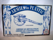 American Revolutionary War Colonial Artillery Offered by Classic Toy Soldiers, Inc/Armies in Plastic