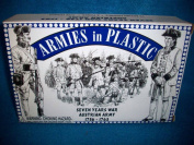 7 Years War Austrian Infantry, Offered by Classic Toy Soldiers, Inc/Armies in Plastic