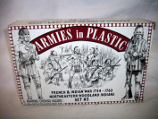 Woodland Indians Set #2 Offered by Classic Toy Soldiers/Armies in Plastic