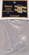 Faxx Clear Plastic Trumpet Mouthpiece 5C