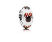 Pandora Disney Classic Minnie Murano Glass 791634