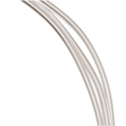 30ml (0.9m) 99.9% Fine Silver Wire 12 Gauge Round Dead Soft