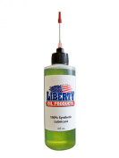 Liberty Oil, 120ml Bottle of the Best 100% Synthetic Oil for Lubricating Clocks. Restores and Loosens Clock Movements