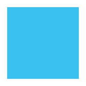 Craft E Vinyl - Glossy Sky Blue 30cm x 6.1m Roll of Permanent Adhesive-Backed Vinyl for Cricut Cutters, CraftROBO Cutters, Pazzles Cutters, QuicKutz Cutters - CEV1405